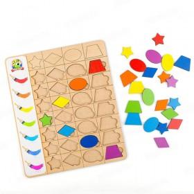 Планшет геометрические фигуры № 2
