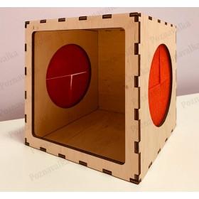 Коробка «найди на ощупь»