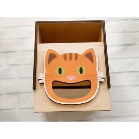 Коробка кот