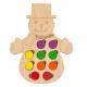 Новогодние наборы развивающих игрушек